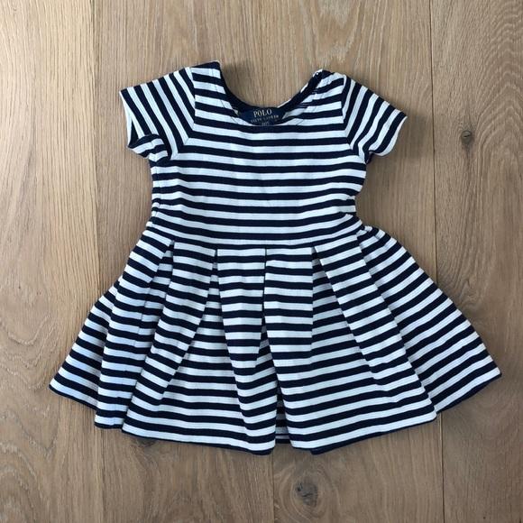 Ralph Lauren Other - Little Girl Polo Dress